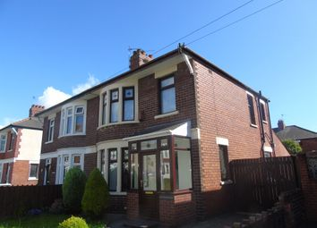 Thumbnail 3 bed semi-detached house for sale in Avondale Crescent, Cardiff