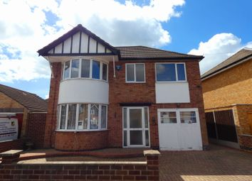 4 bed detached house for sale in Tythorn Drive, Wigston LE18