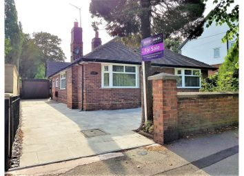 Thumbnail 2 bed detached bungalow for sale in Basford Park Road, Newcastle
