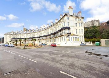 Thumbnail 2 bed flat for sale in Marine Crescent, Folkestone, Kent