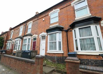 Thumbnail 3 bed terraced house for sale in Heathfield Road, Lozells, West Midlands