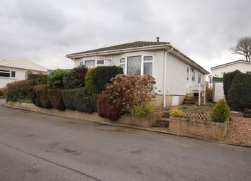Thumbnail 2 bed mobile/park home for sale in Andrew Crescent, Huddersfield