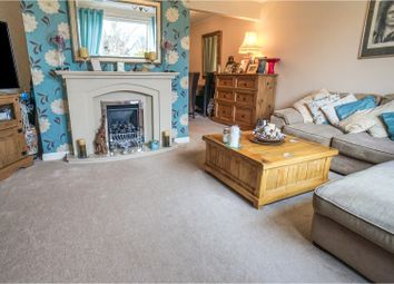 Thumbnail 4 bed detached house for sale in Hurley Road, Carlisle
