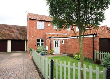 Thumbnail 3 bed semi-detached house to rent in Blacksmiths Court, Papplewick, Nottingham