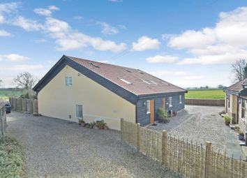 Thumbnail 4 bed barn conversion for sale in Reeders Barn, Pansthorne Farm, Redgrave Road, South Lopham, Norfolk
