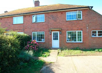Thumbnail 3 bed semi-detached house for sale in Staple Road, Wingham, Canterbury
