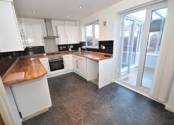 Thumbnail 3 bedroom end terrace house to rent in Windsor Road, Gillingham
