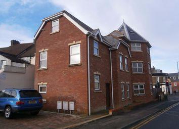 Thumbnail 1 bedroom flat to rent in Gillingham Road, Gillingham