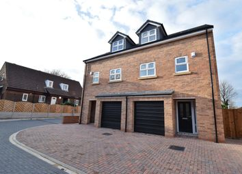 Thumbnail 4 bedroom semi-detached house for sale in Garden Court, Hollins Lane, Middlesbrough