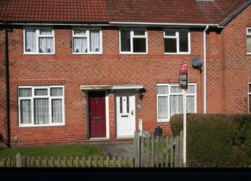 Thumbnail 2 bedroom terraced house to rent in Alwold Road, Weoley Castle, Birmingham