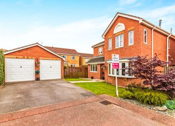Thumbnail 4 bed detached house for sale in Canary Court, Sunnyside, Rotherham