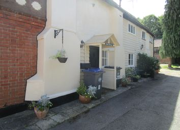 Thumbnail 2 bed property to rent in High Street, Much Hadham