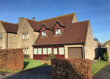 Thumbnail 4 bed detached house for sale in Ham Meadow, Marnhull, Sturminster Newton