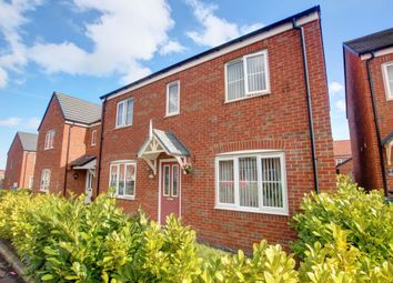 Thumbnail 4 bed detached house for sale in Wheatfield Road, Newcastle Upon Tyne