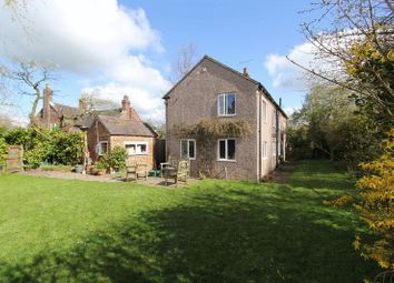 Thumbnail 3 bed detached house for sale in Chapel Lane, Knighton, Nr Woore