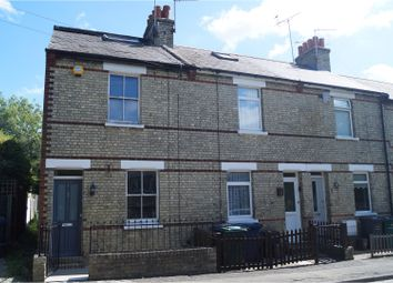 Thumbnail 3 bed end terrace house for sale in St. Stephens Road, Barnet