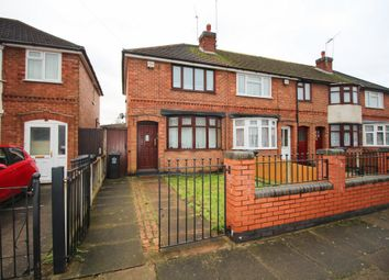 Thumbnail 2 bed end terrace house for sale in The Brianway, Evington