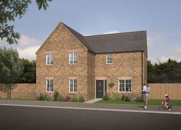 Thumbnail 4 bed detached house for sale in Redlands Park, Brandon Road, Swaffham