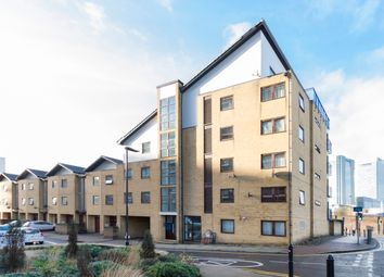 Thumbnail 1 bed flat to rent in Gaselee Street, Canary Wharf