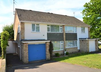 Thumbnail 3 bed semi-detached house for sale in Partridge Drive, Tilehurst, Reading, Berkshire