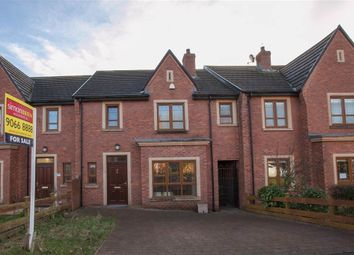 Thumbnail 4 bedroom town house for sale in 86, Brooke Hall Heights, Belfast