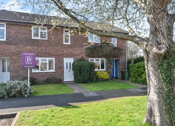 Thumbnail 3 bed terraced house for sale in Broad Chalke Down, Winchester