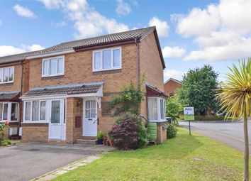 Thumbnail 1 bed semi-detached house for sale in Willow Way, Sandown, Isle Of Wight