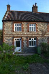 Thumbnail 3 bedroom semi-detached house to rent in Holt Road, Gresham, Norfolk