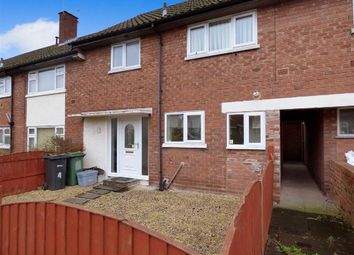 Thumbnail 3 bed terraced house for sale in Saxon Crossway, Winsford, Cheshire
