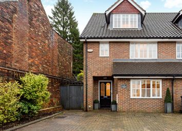 Thumbnail 4 bedroom end terrace house to rent in Kings Road, Haslemere