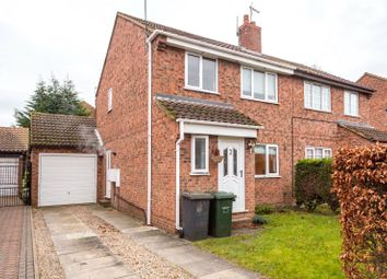 Thumbnail 3 bed semi-detached house to rent in Grove Park, Barlby, Selby