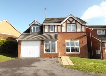 Thumbnail 4 bed property to rent in Murby Way, Thorpe Astley