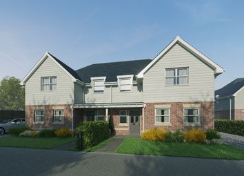 Thumbnail 3 bed semi-detached house for sale in Binstead Road, Ryde