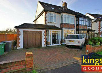 Thumbnail 4 bed semi-detached house for sale in Endlebury Road, London