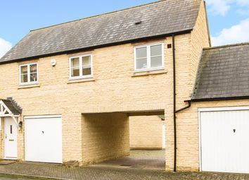 Thumbnail 1 bed property to rent in Barleyfield Way, Witney, Oxfordshire