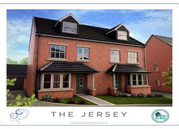Thumbnail 4 bed semi-detached house for sale in Kings Court, Wombwell, Barnsley