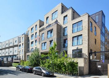 Thumbnail 1 bed flat for sale in Axio Way Bow, London