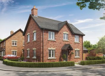 Thumbnail 3 bed detached house for sale in Newton Lane, Newton, Rugby