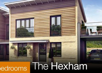Thumbnail 3 bedroom link-detached house for sale in Barleythorpe Road, Oakham, Rutland, Oakham