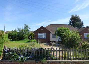 Thumbnail 2 bed bungalow for sale in Crancott Close, Houghton Conquest, Bedford