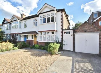 Thumbnail 3 bed end terrace house for sale in Maswell Park Crescent, Hounslow
