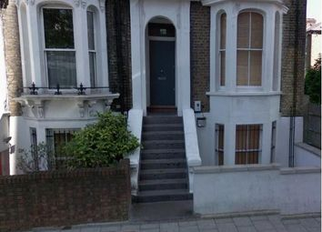 Thumbnail 1 bed flat to rent in Bellefields Road, London