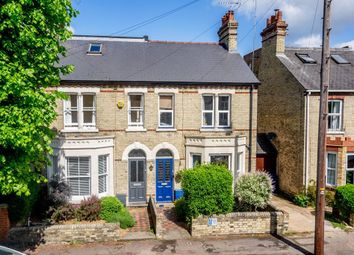 Thumbnail 3 bed end terrace house for sale in St. Andrews Road, Cambridge