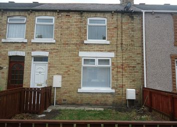 Thumbnail 2 bed terraced house for sale in Juliet Street, Ashington, Northumberland