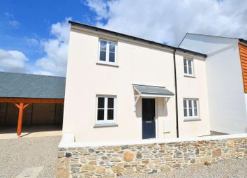Thumbnail 3 bed end terrace house for sale in Shop Meadow, Horrabridge, Yelverton
