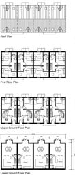 Thumbnail 3 bed end terrace house for sale in `New Development` Plot 5, Alexandra Terrace, Yarborough Road, Lincoln
