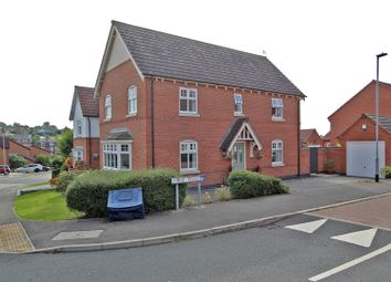 4 bed detached house for sale in Hirst Close, Arnold, Nottingham NG5