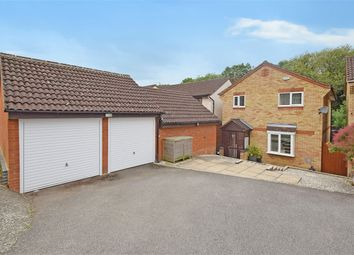 Thumbnail 4 bed detached house to rent in Crestwood Gardens, Goldenash, Northampton
