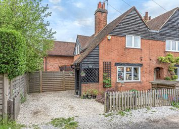 Thumbnail 3 bed end terrace house for sale in Ripley, Woking, Surrey