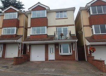 Thumbnail 4 bed detached house for sale in Sutton Close, Torquay